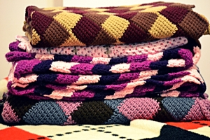 Beginner Crocheted Blankets