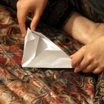 "Day 250: May 4th, 2015 – ""Folding Paper"""