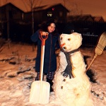 "Day 98: Dec 2nd, 2014 – ""Hey, Mister Snowman, it's been 10 years!"""