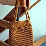Mos Stitch Variation Bag